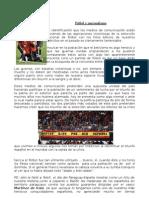 futbol y nacionalismo