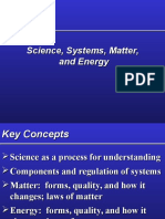 2 Science, Systems, Matter,