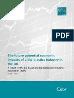 Bioplastics Industry in Uk