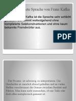 Franz Kafka- Procesul, interpretare