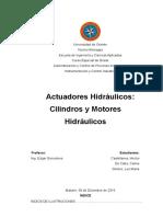 Und IV Tema 9 Actuadores Hidraulicos