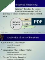 Service Blue Printing