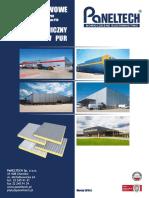Paneltech - Katalog Techniczny PW PUR PL 2016.3