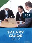SV Salary Guide 2017