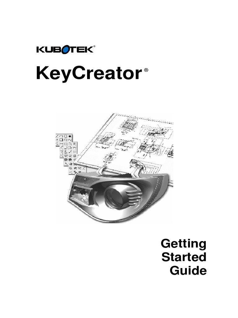 KeyCreator_Getting_Started_Guide_V6_English.pdf | Button ...
