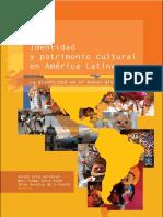 Identidad y Patrimonio Cultural en América Latina