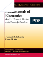 Book 1 Electronic Devices and Circuit Applications