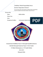 Laporan Praktikum KP 2014-2015