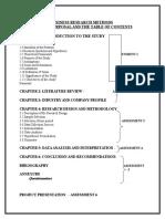 Business Research Methods_project Description