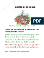 CLEANLINESS IN SCHOOLS.docx