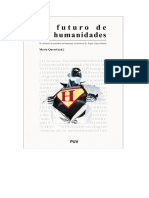 El futuro de las humanidades