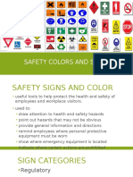2 Safety Colours and Shapes