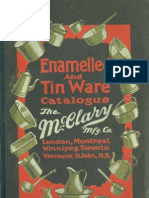 (1903) Enamelled & Tin-Ware Catalogue
