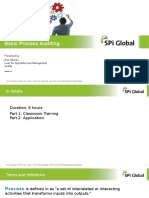 Basic Process Auditing_version 1