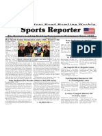 February 8 - 14, 2017  Sports Reporter