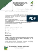 Of. Circ. Nº 002- Convite Capacitação