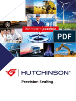 Hutchinson Precision Sealing Catalogue En
