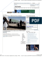 NYT 2010.06.06 - Afghan Convoy Guards Collude With Taliban
