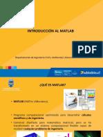 Introducción Al Matlab