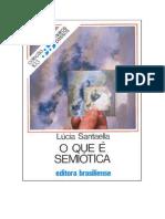 SANTAELLA, L. O que é semiotica.pdf