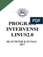 Program Intervensi LINUS2.0 2017