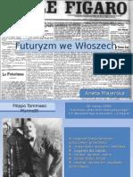 Futuryzm - Nowoczesna Powszechna
