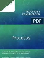 Procesos y Comunicacion