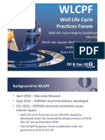 Well Life Cycle Practices Forum_Oil & Gas UK, 2013