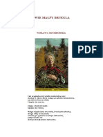 Dwie Małpy Bruegla - Historia Sztuki