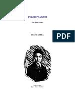 PRZED PRAWEM - Historia Sztuki