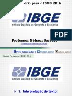 6214 Ibge Lingu Portu Ibge Intensivao Completo