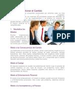 Cómo Gestionar el Cambio Organizacional ISO .docx