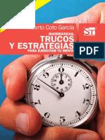 Matemáticas - Trucos y estrategias para ejercitar tu mente.pdf