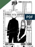 Naruto Chapter 500