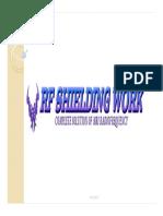 New Rf Shielding Work Profile