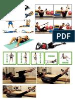 Pilates Arco Overball e Trapezio 2