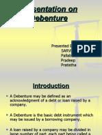 Presentation on Debenture