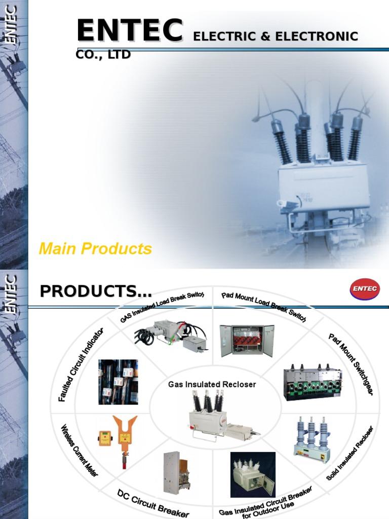 ENTEC Presentation   Power Supply   Switch