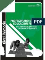 Diseño Educación Primaria