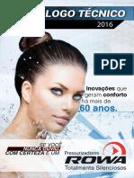 Rowa - Catálogo 2016