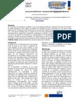 Practica 2. LOS CÁLCULOS CIENTÍFICOS Y TECNICAS DE LABORATORIO BÁSICOS