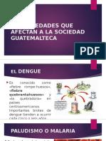 Enfermedades Que Afectan a La Sociedad Guatemalteca