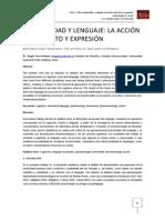 Toro, S. 2010. Corporeidad y Lenguaje