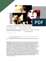 La sublimación del cpo. Pasolini y Almodóvar