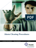 Basic Alarm Clearing Procedures