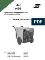 manual-origo-arc-256-406-456