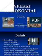 Refrat Infeksi Nosokomia