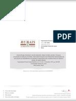 UTILIZAÇÃO DA ANÁLISE FATORIAL PARA IDENTIFICAÇÃO DOS PRINCIPAIS INDICADORES DE AVALIAÇÃO DE DESEMPENHO ECONÔMICO-FINANCEIRO EM COOPERATIVAS DE CRÉDITO RURAL DE MINAS GERAIS
