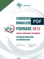 Consenso brasileiro de psoríase