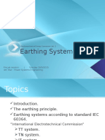 Earthing Systems PreLab